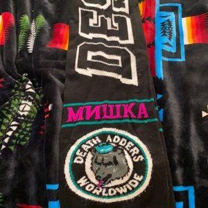 Mishka destroy scarf death adders no longer made